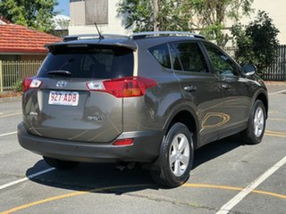 2013 Toyota RAV4 ZSA42R GXL 2WD Bronze 7 Speed Constant Variable Wagon.
