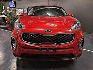 2017 Kia Sportage QL MY18 Si 2WD Cherry Cola 6 Speed Sports Automatic Wagon