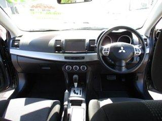 2010 Mitsubishi Lancer VR Grey 6 Speed Automatic Hatchback