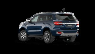 2021 Ford Everest UA II 2021.75MY Trend Deep Crystal Blue 10 Speed Sports Automatic SUV