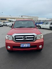 2016 ZX Auto Grand Tiger (4x4) Red 5 Speed Manual Dual Cab Utility.