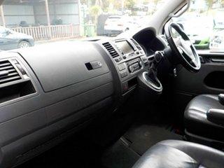2013 Volkswagen Multivan T5 MY13 TDI400 DSG Highline Silver 7 Speed Sports Automatic Dual Clutch