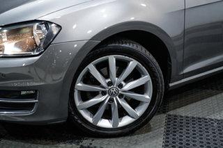 2017 Volkswagen Golf VII MY17 110TDI DSG Highline Grey 6 Speed Sports Automatic Dual Clutch