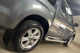 2019 Isuzu D-MAX MY19 LS-T Crew Cab 4x2 High Ride Grey 6 Speed Sports Automatic Utility