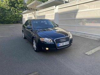 2006 Audi A4 B7 Multitronic Blue 7 Speed Constant Variable Sedan.