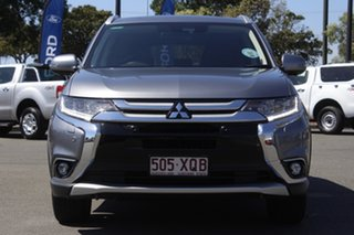 2017 Mitsubishi Outlander ZL MY18.5 Exceed AWD Grey 6 Speed Constant Variable Wagon