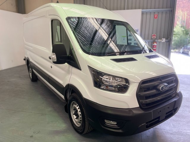 Used Ford Transit VO 2021.25MY 350L (Mid Roof) Cardiff, 2021 Ford Transit VO 2021.25MY 350L (Mid Roof) White 6 Speed Manual Van