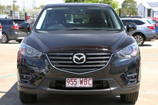 2015 Mazda CX-5 KE1032 Grand Touring SKYACTIV-Drive AWD Jet Black 6 Speed Sports Automatic Wagon.