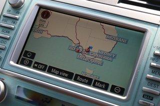 2006 Toyota Camry ACV40R Grande Black 5 Speed Automatic Sedan