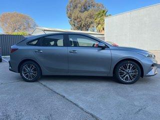 2021 Kia Cerato BD MY22 Sport+ Steel Grey 6 Speed Sports Automatic Hatchback.