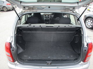 2002 Daihatsu Sirion M101 GTVi Grey 5 Speed Manual Hatchback