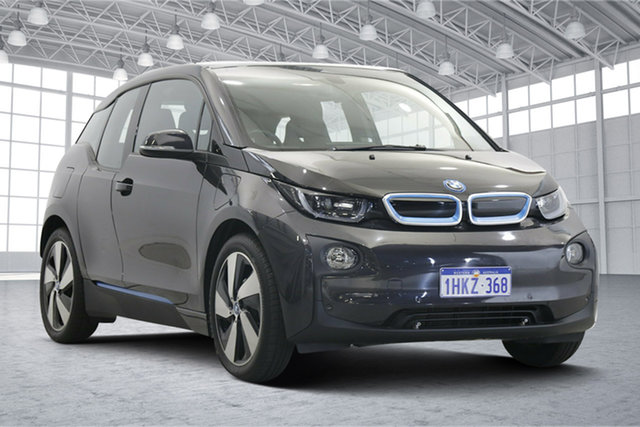 Used BMW i3 I01 60Ah Victoria Park, 2015 BMW i3 I01 60Ah Grey 1 Speed Automatic Hatchback Hybrid