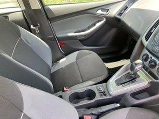2011 Ford Focus LW Trend PwrShift White 6 Speed Sports Automatic Dual Clutch Sedan