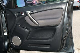 2004 Toyota RAV4 ACA23R CV Black 4 Speed Automatic Wagon