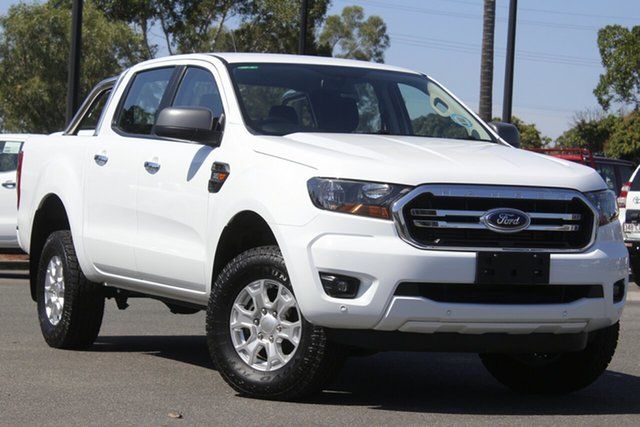 Used Ford Ranger PX MkIII 2019.00MY XLS North Lakes, 2018 Ford Ranger PX MkIII 2019.00MY XLS White 6 Speed Sports Automatic Utility