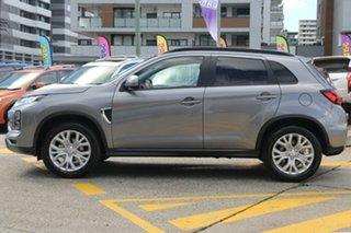 2021 Mitsubishi ASX XD MY21 ES Plus 2WD Titanium 1 Speed Constant Variable Wagon