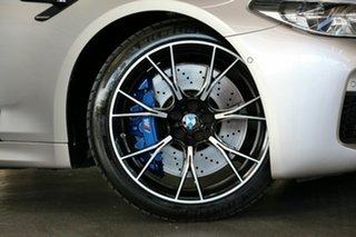 2019 BMW M5 F90 Competition M Steptronic M xDrive Grey 8 Speed Sports Automatic Sedan.