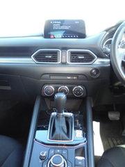 2017 Mazda CX-5 KF4WLA Maxx SKYACTIV-Drive i-ACTIV AWD Snowflake White Pearl 6 Speed