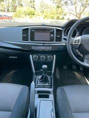 2017 Mitsubishi Lancer CF MY17 ES Sport White 5 Speed Manual Sedan