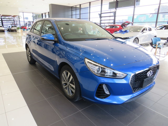 Used Hyundai i30 PD2 MY18 Active Edwardstown, PD2 MY18 Active Hatchback 5dr SA 6sp 2.0i