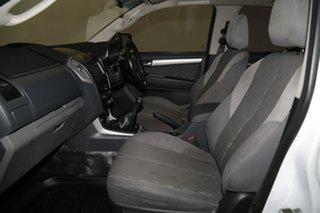 2016 Holden Colorado RG MY16 LT Crew Cab White 6 Speed Manual Utility