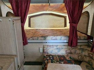 2002 Coromal Silhouette Caravan