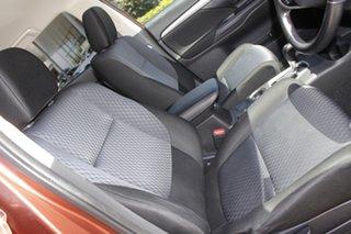 2012 Mitsubishi Outlander ZJ MY13 LS 2WD Orange Brown 6 Speed Constant Variable Wagon