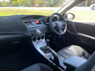 2010 Mazda 3 BL10F1 Maxx White 6 Speed Manual Hatchback