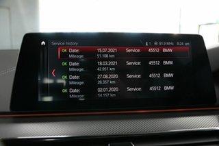 2019 BMW M5 F90 Competition M Steptronic M xDrive Grey 8 Speed Sports Automatic Sedan