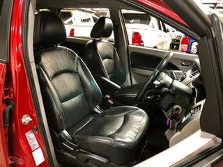2006 Mitsubishi Grandis BA MY07 VR-X Red 4 Speed Sports Automatic Wagon