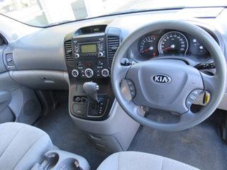 2014 Kia Carnival Grand Carnival Silver 6 Speed Automatic Wagon