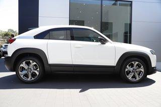2021 Mazda MX-30 DR2W7A G20e SKYACTIV-Drive Astina Arctic White 6 Speed Sports Automatic Wagon.