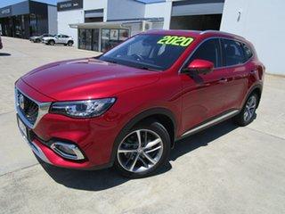 2020 MG HS SAS23 MY21 Essence DCT AWD X Red 6 Speed Sports Automatic Dual Clutch Wagon.
