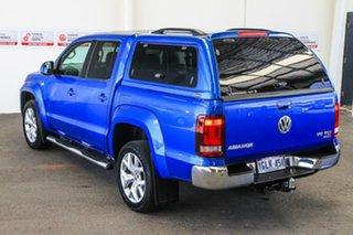2017 Volkswagen Amarok 2H MY17 V6 TDI 550 Ultimate Blue 8 Speed Automatic Dual Cab Utility.