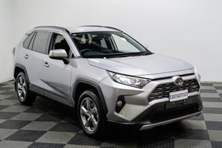 2021 Toyota RAV4 Mxaa52R GXL 2WD Silver 10 Speed Constant Variable Wagon