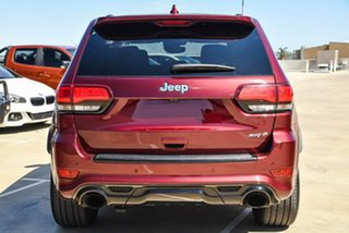 2017 Jeep Grand Cherokee WK MY17 SRT Red 8 Speed Sports Automatic Wagon