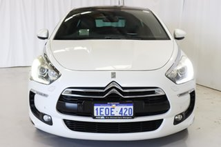 2012 Citroen DS5 DSport THP 155 White 6 Speed Automatic Hatchback
