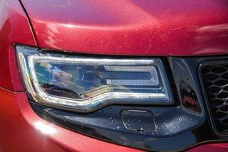 2017 Jeep Grand Cherokee WK MY18 SRT Maroon 8 Speed Sports Automatic Wagon