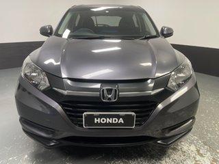 2016 Honda HR-V MY16 VTi Modern Steel 1 Speed Constant Variable Hatchback.
