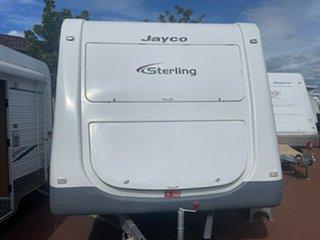 2010 Jayco Sterling (Ensuite) Caravan.