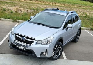 2017 Subaru XV G4X MY17 2.0i-S Lineartronic AWD Silver 6 Speed Constant Variable Wagon