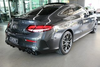 2019 Mercedes-Benz C-Class C205 809MY C43 AMG 9G-Tronic 4MATIC Grey 9 Speed Sports Automatic Coupe