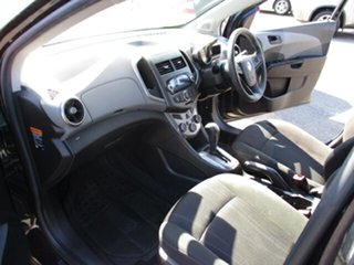 2012 Holden Barina CD Black 4 Speed Automatic Hatchback