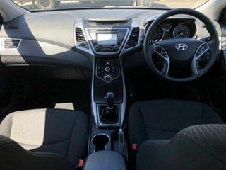 2015 Hyundai Elantra MD3 Active Red 6 Speed Manual Sedan