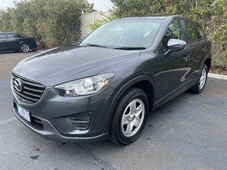 2015 Mazda CX-5 KE1032 Maxx SKYACTIV-Drive AWD Grey 6 Speed Sports Automatic Wagon