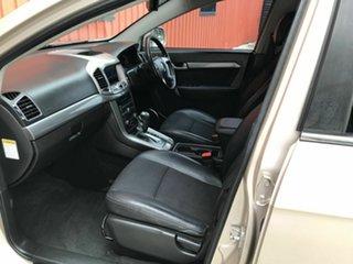 2011 Holden Captiva CG Series II 7 AWD CX Gold 6 Speed Sports Automatic Wagon