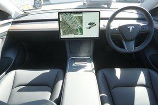 2021 Tesla Model 3 MY21 Standard Range Plus White 1 Speed Reduction Gear Sedan