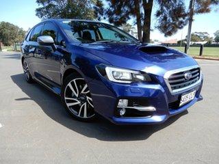 2017 Subaru Levorg V1 MY17 2.0 GT-S CVT AWD Blue 8 Speed Constant Variable Wagon.