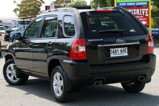 2010 Kia Sportage SL SI Black 6 Speed Sports Automatic Wagon.