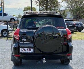 2006 Toyota RAV4 ACA33R Cruiser Black 4 Speed Automatic Wagon
